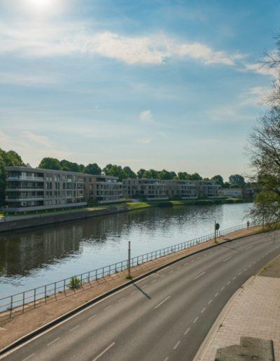 Wo heute der Elbe-Lübeck-Kanal ist, floss früher die Wakenitz